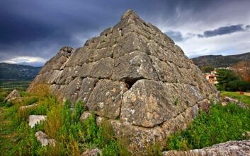 Η μυστηριώδης πυραμίδα του Ελληνικού στην Αργολίδα και η ιστορία της