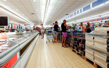 Στο 9% ο ρυθμός ανάπτυξης των πωλήσεων για τα σούπερ μάρκετ από την αρχή του έτους