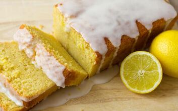 Εύκολο κέικ λεμόνι