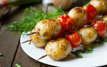 Σουβλάκια πατάτας