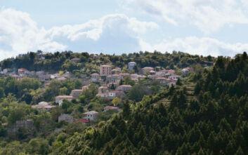 Κοσμάς: Το «μπαλκόνι» του Πάρνωνα με θέα που εντυπωσιάζει