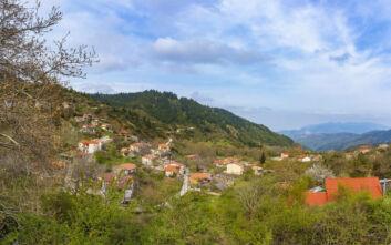 Το ξεχωριστό ορεινό χωριό της Φθιώτιδας
