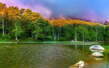 Λίμνη Μουτσάλια: Ένα άγνωστο μέρος στη σκιά του Γράμμου