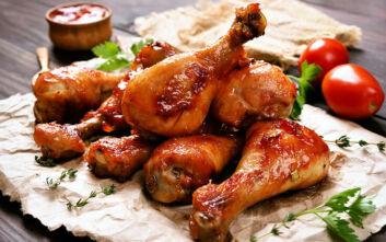 Πικάντικα μπουτάκια κοτόπουλου