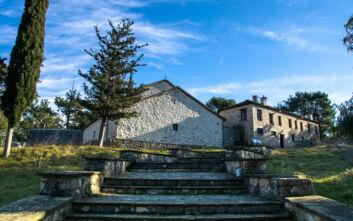 Το σημαντικότερο μεταβυζαντινό μοναστήρι στο μελαγχολικό Νησάκι των Ιωαννίνων