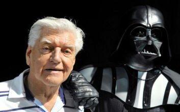 Έφυγε από τη ζωή ο Darth Vader, Ντέιβιντ Πράουζ