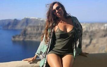 Οι στιγμές που η Μάγκυ Χαραλαμπίδου «κόλασε» το Instagram με τις πόζες της