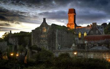 Ένα από τα πιο στοιχειωμένα μέρη στη Βρετανία μετατράπηκε σε ξενοδοχείο 4*