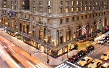 Το θρυλικό ξενοδοχείο της Νέας Υόρκης που οφείλει το όνομά του στον 26ο πρόεδρο των ΗΠΑ