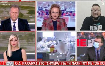 Παγώνη: Πότε θα μειωθούν τα κρούσματα στην Αττική - Τι ισχύει για την Θεσσαλονίκη