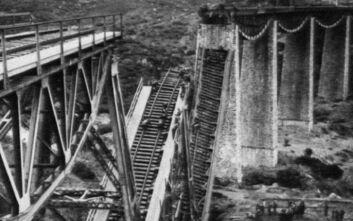 Η ανατίναξη της Γέφυρας του Γοργοποτάμου: Μία από τις σημαντικότερες στιγμές της σύγχρονης ελληνικής ιστορίας
