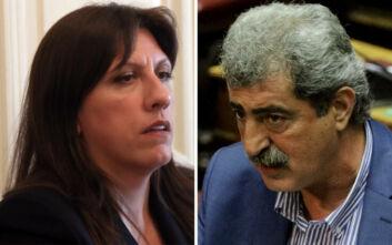 Κωνσταντοπούλου για Πολάκη: Αν ήταν υπουργός Υγείας θα είχαμε πεθάνει όλοι