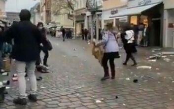 Τους πέντε έφτασαν οι νεκροί από την επίθεση με αυτοκίνητο στο Τριέρ της Γερμανίας