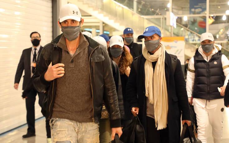 Survivor: Αναχώρησε η αποστολή για τον Άγ. Δομίνικο – Μαζί ο Γιώργος Λιανός