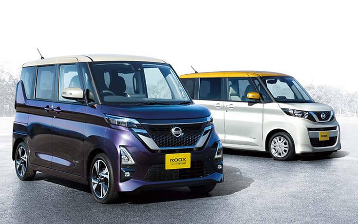 """Το Nissan Roox """"Kei Car of the Year"""" – Newsbeast"""