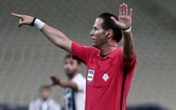 Super League 1: Ο Ολλανδός Μακέλι θα σφυρίξει το ντέρμπι Ολυμπιακός - ΑΕΚ