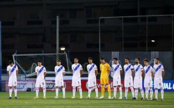 FIFA: Στην 53η θέση της παγκόσμιας κατάταξης η εθνική Ελλάδας