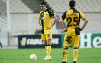 Αποκλείστηκε η ΑΕΚ από το Europa League, ήττα με 2-4 από την Μπράγκα στο ΟΑΚΑ