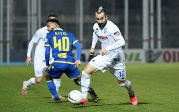 Super League 1: Ματσάρα με σασπένς στα Γιάννενα - Στο 2-2 ΠΑΣ και Αστέρας Τρίπολης