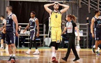Basket League: Οργισμένη ανακοίνωση Άρη για τη διαιτησία