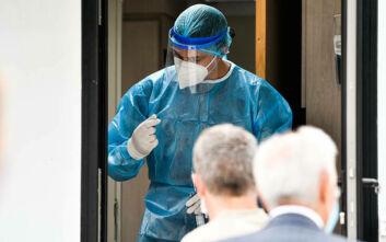 Κορονοϊός: 2.199 νέα κρούσματα σήμερα 1/12 κι ακόμη 111 θάνατοι - 596 οι διασωληνωμένοι