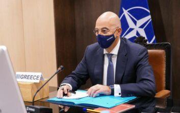 Δένδιας: Η Ελλάδα έτοιμη για εποικοδομητικό διάλογο με την Τουρκία μόνο αν σταματήσει τις προκλήσεις