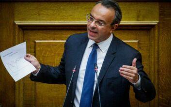 Σταϊκούρας: Πρόωρη αποπληρωμή 3,6 δισ. ευρώ στο ΔΝΤ