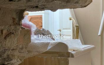 Ριφιφί - αποτυχία σε κοσμηματοπωλείο της Θεσσαλονίκης: Οι δράστες έφυγαν με άδεια κουτιά