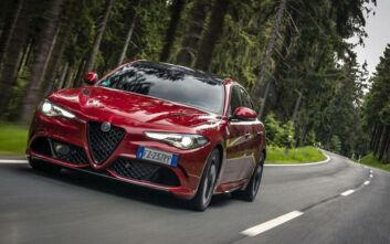 """Η Alfa Romeo Giulia Quadrifoglio """"Sportscar of the Year"""""""