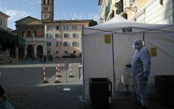 «Μαύρη» ημέρα για την Ιταλία: 993 άνθρωποι έχασαν τη ζωή τους από κορονοϊό