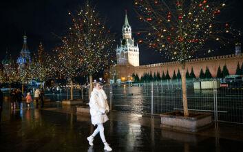 Νέο ρεκόρ θανάτων από κορονοϊό στη Ρωσία - Στα 589 τα θύματα του τελευταίου 24ώρου