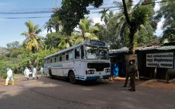 Εξέγερση σε φυλακή της Σρι Λάνκα για την εξάπλωση του κορονοϊού - Οκτώ νεκροί, δεκάδες τραυματίες