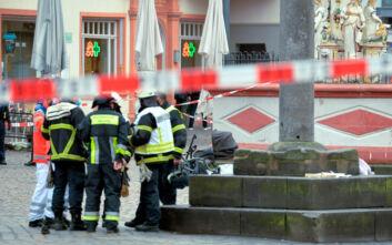 Επίθεση με αυτοκίνητο στο Τρίερ: Θρήνος για τα μέλη της ελληνικής οικογένειας που σκοτώθηκαν στο περιστατικό