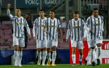 Champions League: Η Γιούβε του CR7 νίκησε 3-0 την Μπάρτσα του Μέσι, αποκλείστηκε η Μάντσεστερ Γιουν.