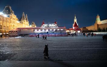 Νέο ρεκόρ θανάτων και κρουσμάτων στη Ρωσία - Κύρια εστία της επιδημίας η Μόσχα