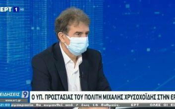 Χρυσοχοΐδης: Δεν αξίζει τον κόπο για ένα γλέντι να σκορπίσουμε τον θάνατο