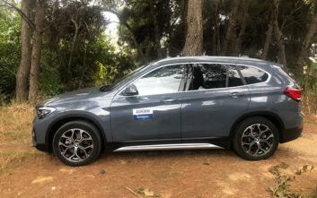 Οδηγούμε την BMW X1 SDrive 18i: Εκσυγχρονισμός στα σημεία