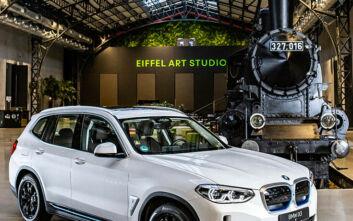Η BMW iX3 πήγε στην... Όπερα και προτίθεται να αλλάξει τους κανόνες του παιχνιδιού