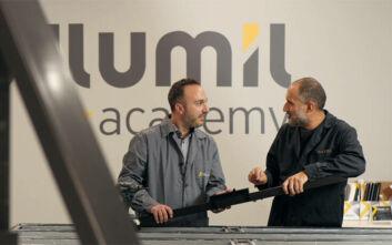 Η ALUMIL Academy στην Αθήνα – Γίνε Κατασκευαστής Κουφωμάτων Αλουμινίου