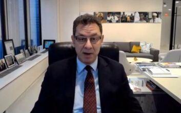 Άλμπερτ Μπουρλά: Νέα επένδυση στη Θεσσαλονίκη ετοιμάζει η Pfizer