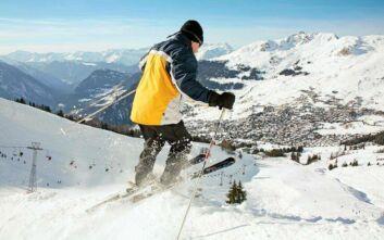 Ο Μακρόν «φοβάται» τα ταξίδια για σκι στο εξωτερικό