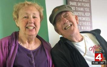 Ζευγάρι παντρεμένο επί 47 χρόνια πέθανε από κορονοϊό με 1 λεπτό διαφορά – Συγκινεί το μήνυμα της οικογένειας