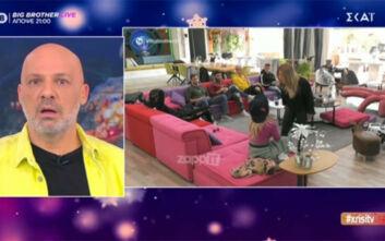 Ο Νίκος Μουτσινάς έχει απογοητευτεί με το «Big Brother»: Είμαι σε λάθος κανάλι