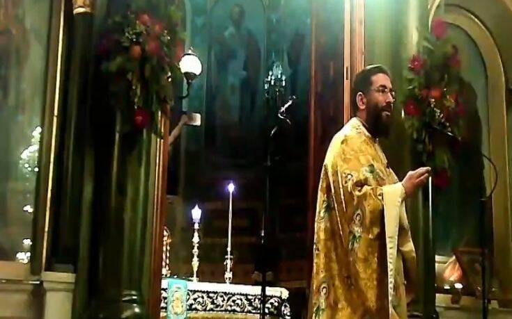 'Εξαλλος ιερέας στην Καλαμάτα: Όσοι δεν φοράτε μάσκα, θα βγείτε έξω
