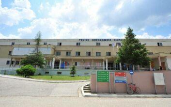 Νοσοκομείο Καρδίτσας: Ουδέποτε ασθενής καθυστέρησε να μπει στη ΜΕΘ