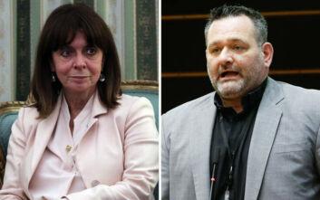 Στις 20 Μαΐου καλείται στο δικαστήριο η Κατερίνα Σακελλαροπούλου για την αγωγή του Γιάννη Λαγού