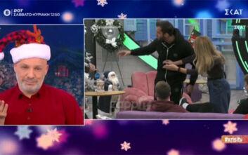 Καλό μεσημεράκι: Ο Μουτσινάς ζήτησε την αποβολή του Κεχαγιά από το Big Brother: «Ρε, πάνε καλά;»