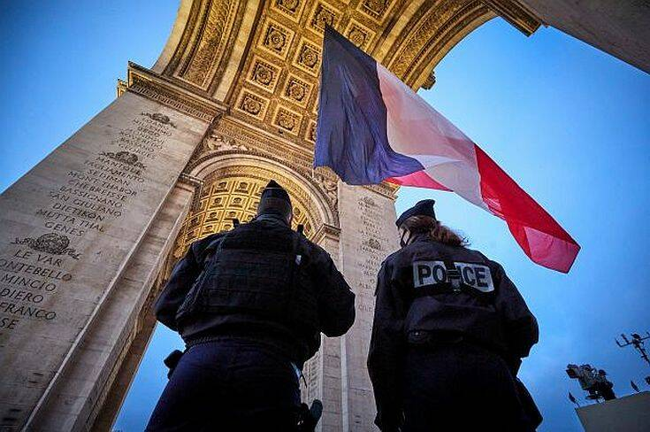 french police laws 78