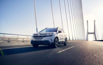Citroën C5 Aircross Plug-in Hybrid: Ένα SUV με ισχύ 225 ίππων και ηλεκτρική αυτονομία έως 55 χλμ