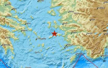 Σεισμός ταρακούνησε τα Δωδεκάνησα